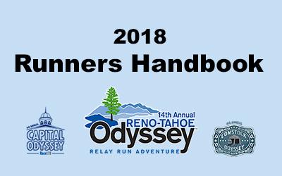 2018 Runners Handbook